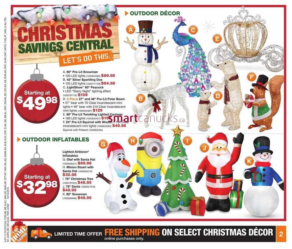 Home Depot (ON) Flyer November 12 to 18
