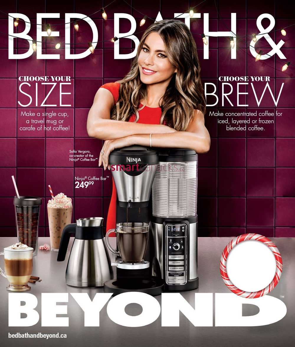 Bed Bath And Beyond November  Ad