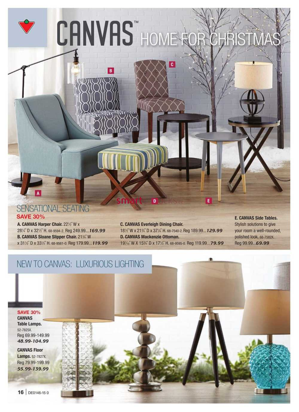 Canadian Tire Christmas Catalogue November 13 To December 3