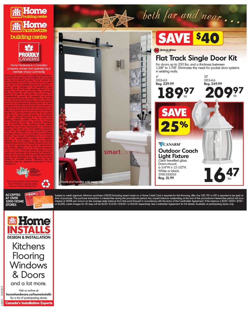 Home Hardware Building Centre Bc Flyer November 18 To 28