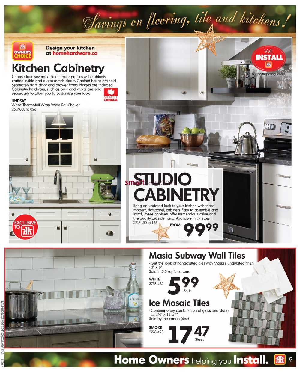 Home Hardware Building Centre (BC) Flyer November 18 To 28.