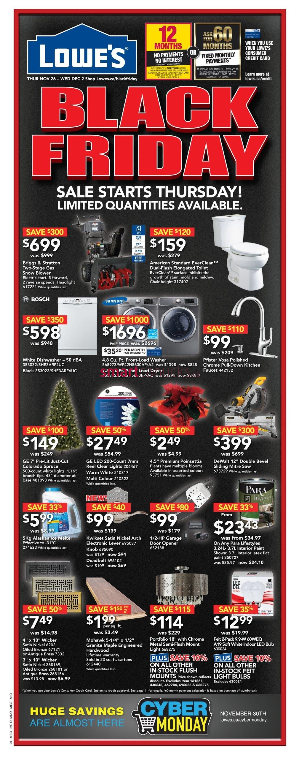 Be sure to visit the Black Friday Page for all the current Black Friday Ads including store hours and online deals. There are ads from 30 different retailers including CVS, .