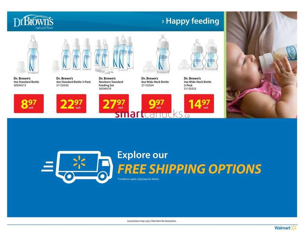 Free coupon flyers canada