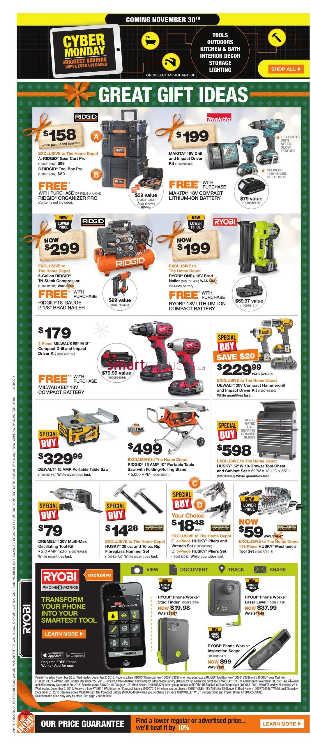 The Home Depot is the world's largest home improvement retailer – a one-stop shop for tools and supplies for every project. From redesigning the yard to installing a fan in the living room ceiling, you're sure to save on every project when you apply Home Depot coupons to your online order.