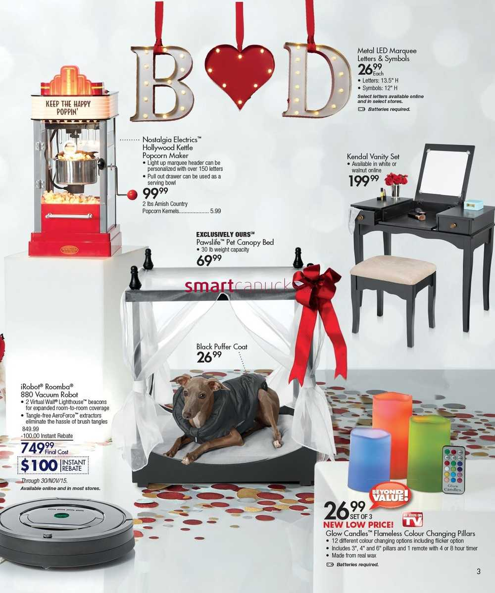 Bed Bath And Beyond November Gift Book