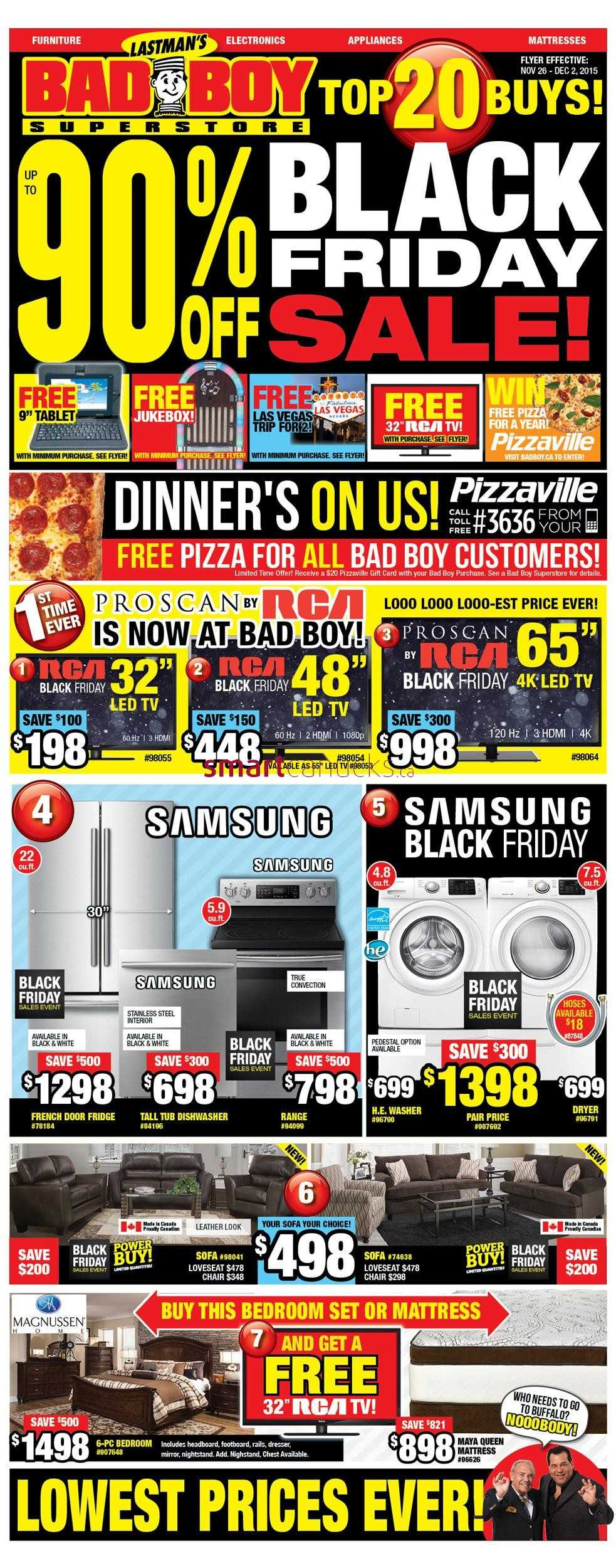 Visiting your local Walmart store on Black Friday lets you find plenty of savings on the gifts you want. Specials start at times announced in our ads, and in addition to advertised Black Friday specials, an in-store excursion on the day after Thanksgiving can reveal some unexpected savings.