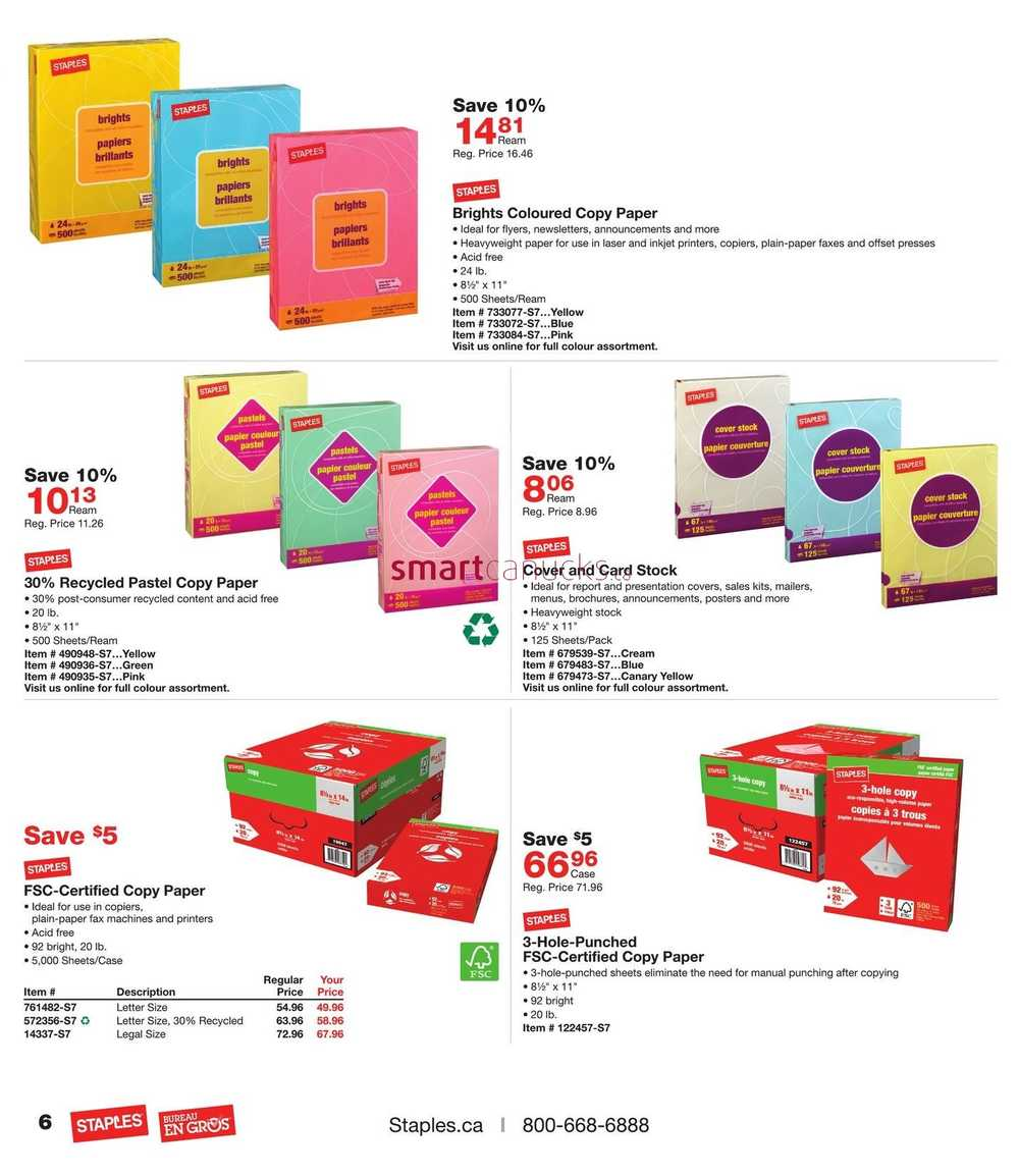 Staples Business Delivery Flyer December 2 To 15