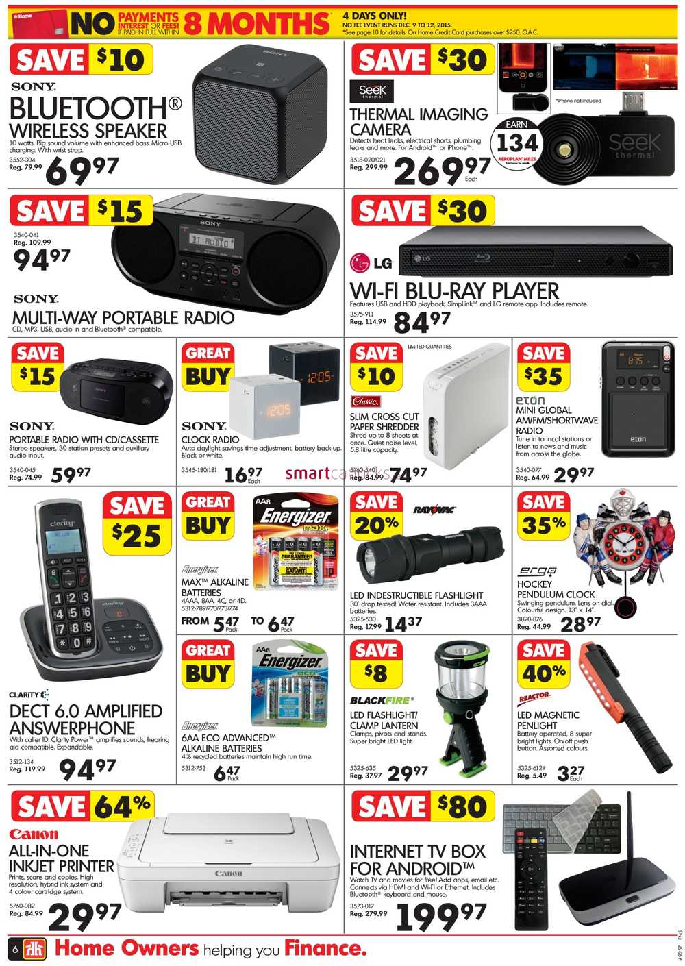 Home Hardware Bc Flyer December 2 To 12