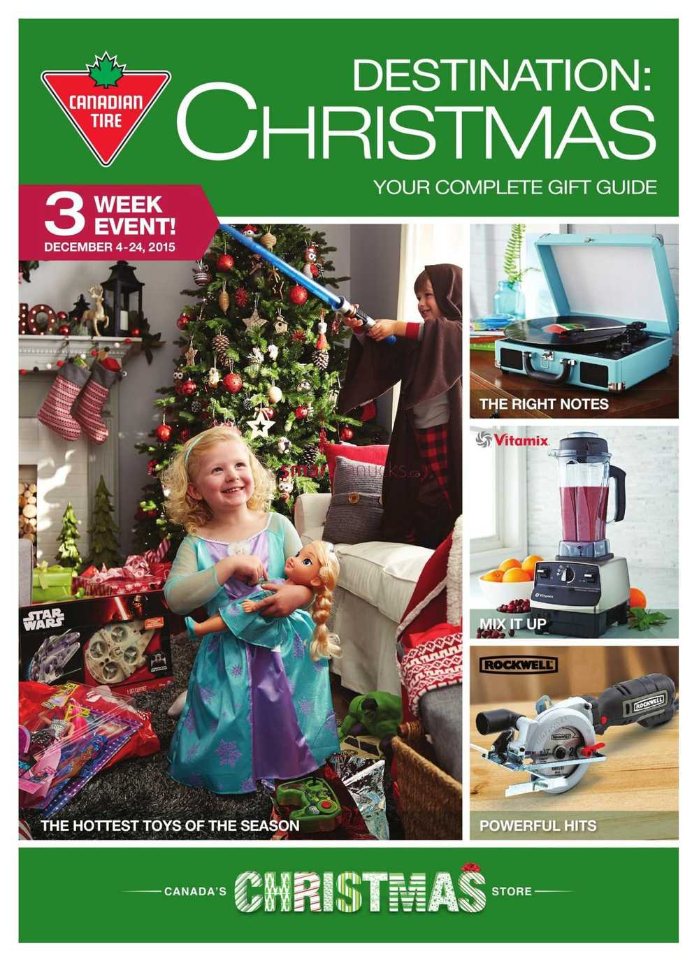 canadian tire holiday hours canadian tire christmas gift guide december 4 to 24 10512