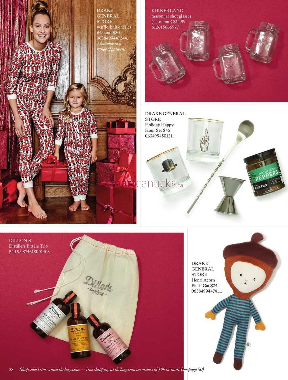 Hudson 39 S Bay Fashion Book December 4 To 17
