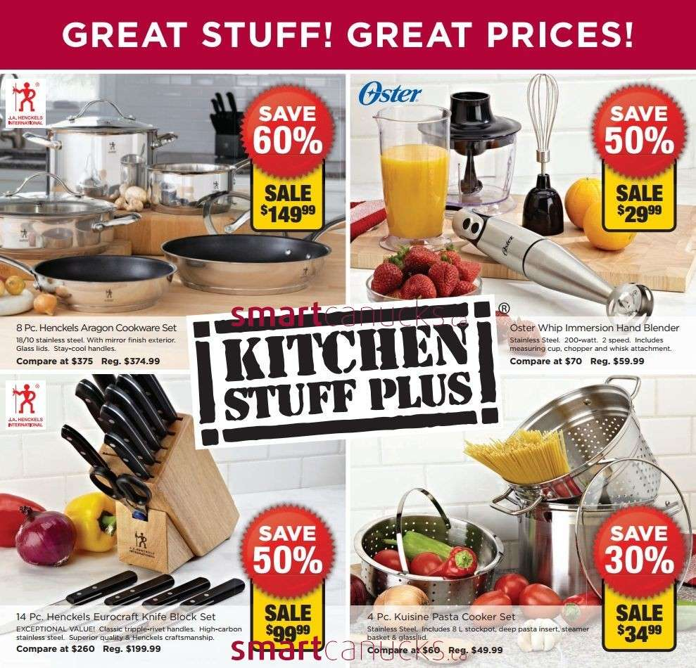 kitchen stuff plus flyer sep 27 to oct 14