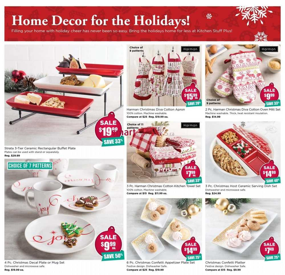 by Kitchen Stuff Plus; Nov 8, Recent Posts. Christmas, Collaborations, Gift Ideas The Can't-Go-Wrong Gift Guide For Everyone On Your List. I'm going to let you in on a little secret. I don't love Christmas shopping. Okay, that's not exactly true. Because there's.