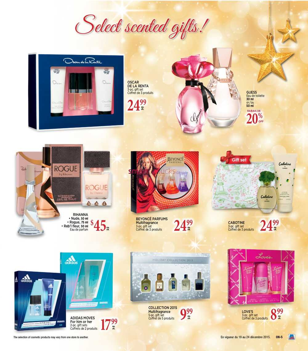Jean Coutu On Flyer December 18 To 24