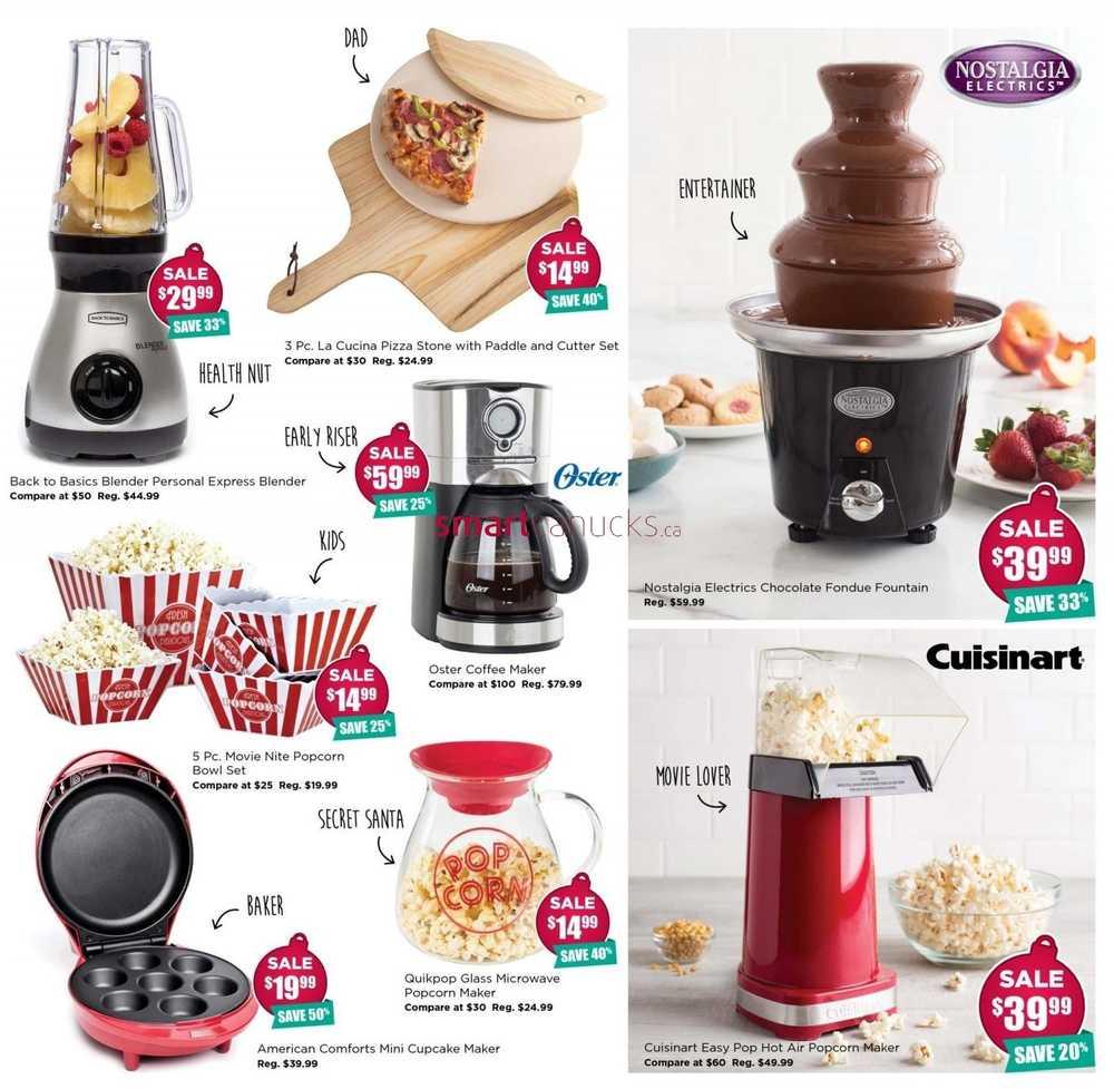 Kitchen stuff plus flyer december 17 to 24