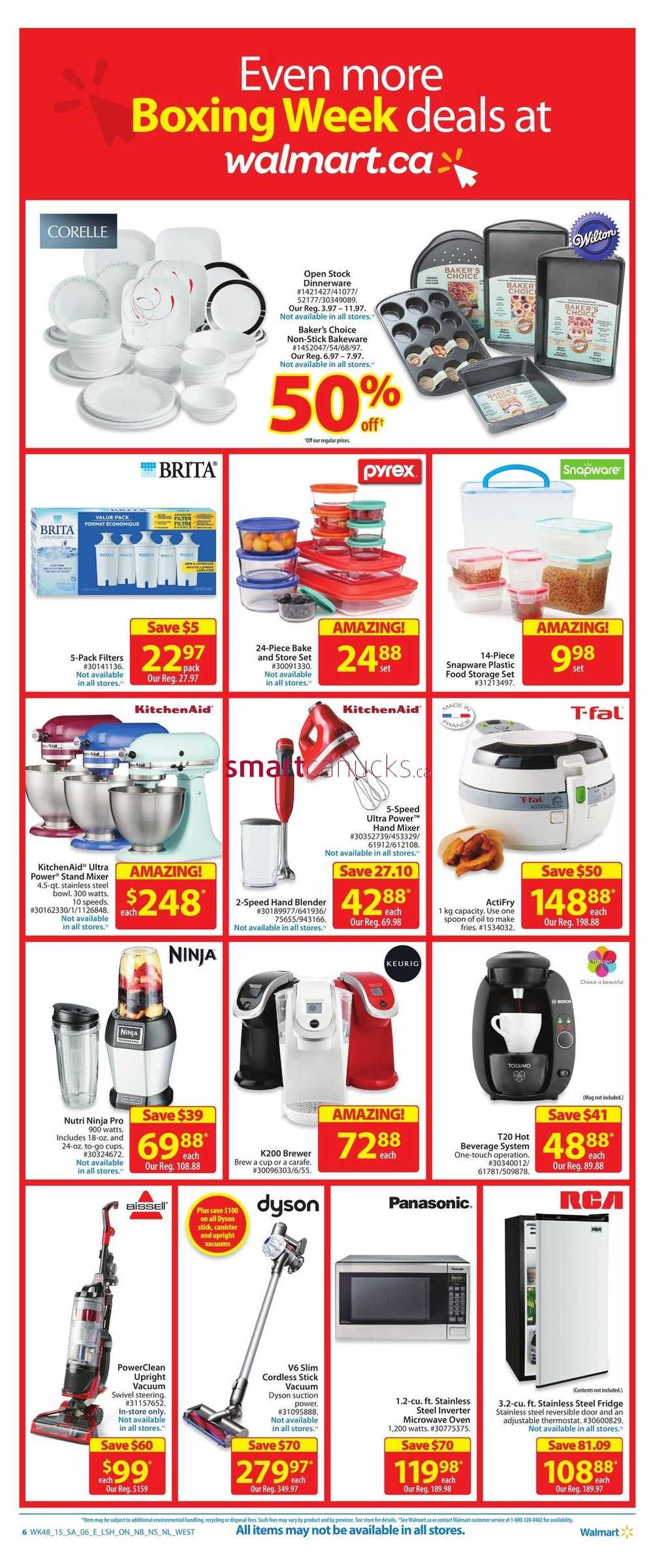 West boxing week flyer 2015 walmart canada flyers coupons amp sales