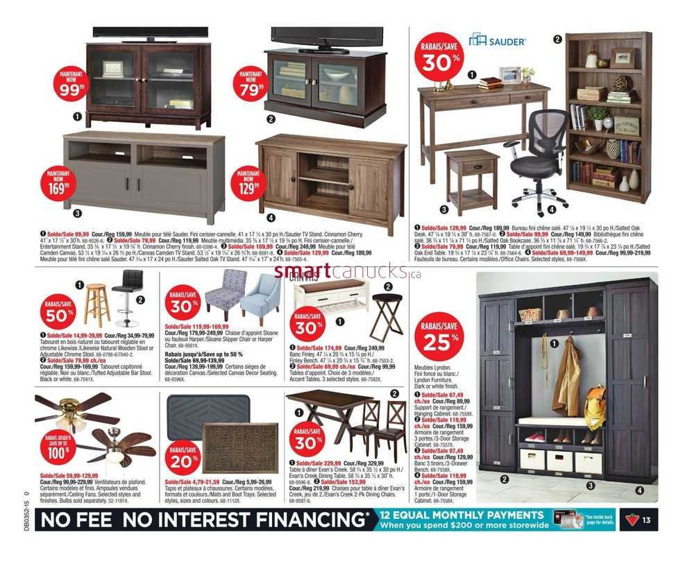 Meuble De Tv Canadian Tire - Canadian Tire Qc Boxing Day Flyer December 26 To 31[mjhdah]https://flyers.smartcanucks.ca/uploads/pages/76032/canadian-tire-qc-flyer-february-23-to-march-12.jpg