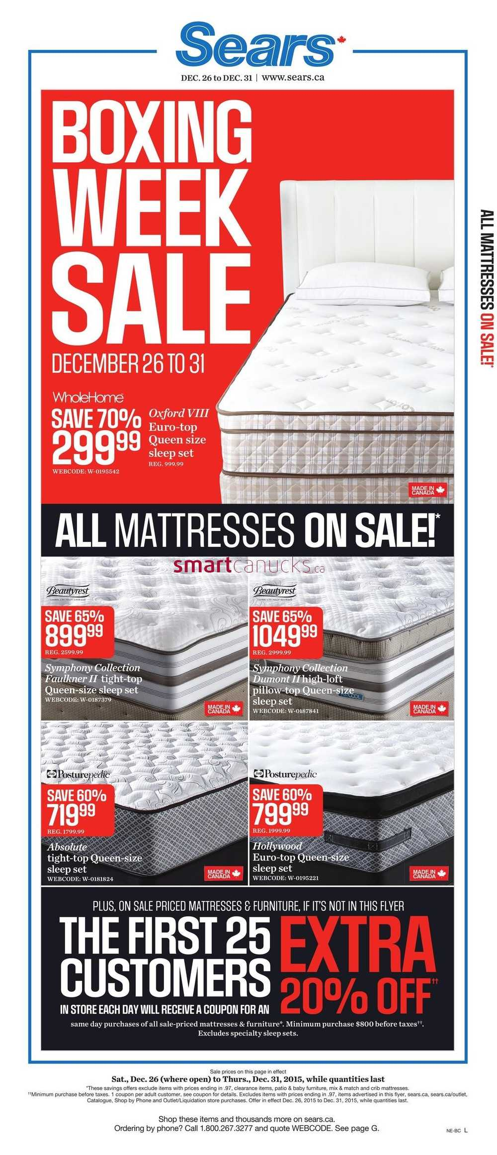 Sears Flyer October 5 – 11, is currently available – Find the latest weekly flyer for Sears. Also, keep your challenge with coupons and great deals from Sears. Sears is an American chain of department stores. Sears Located on Headquarters Hoffman Estates, Illinois, United States.
