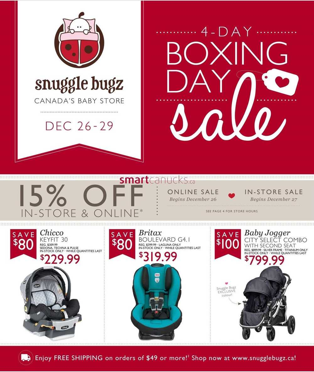 Baby's World is now owned by Snuggle Bugz, a family-owned shopping hub for all things baby. Snuggle Bugz provides Canadian parents a shopping experience that combines new and unique products, with already established brands, for everything pregnancy, newborn and toddler.