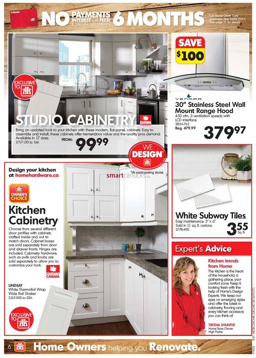 Home Hardware Building Centre (BC) Flyer January 20 to 30