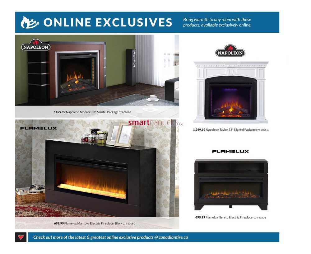 canadian tire electric fireplace fireplace tv stand canadian