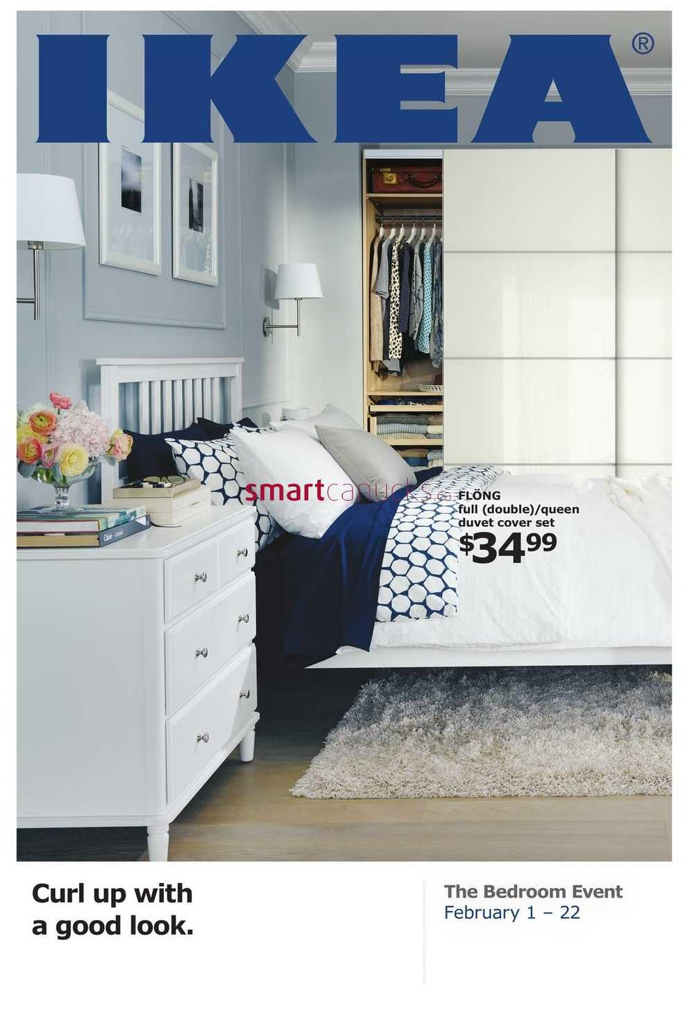 Ikea Bedroom Event Flyer February 13 to 13