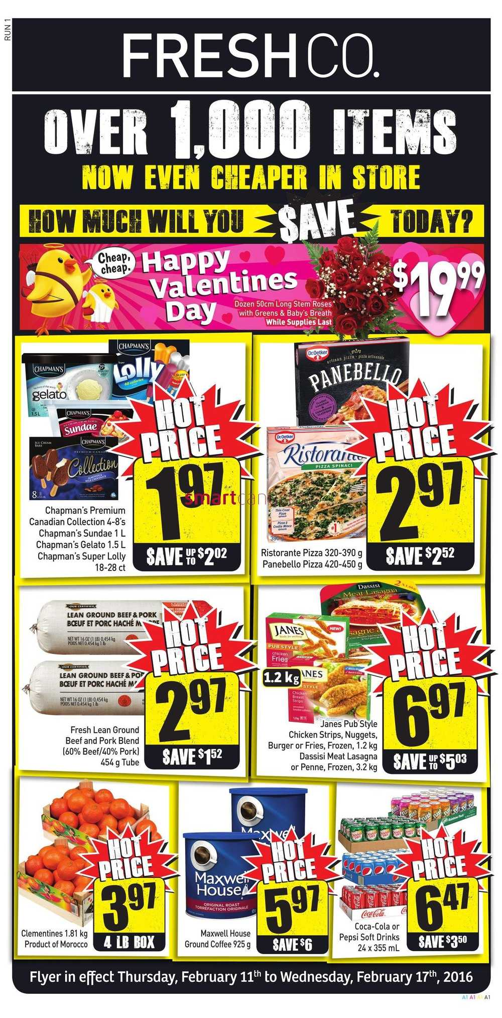 Freshco Flyer February 11 To 17
