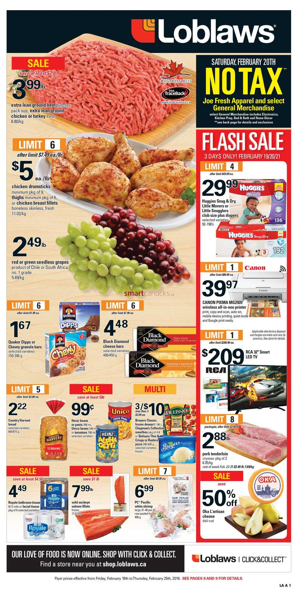Email grocery coupons canada