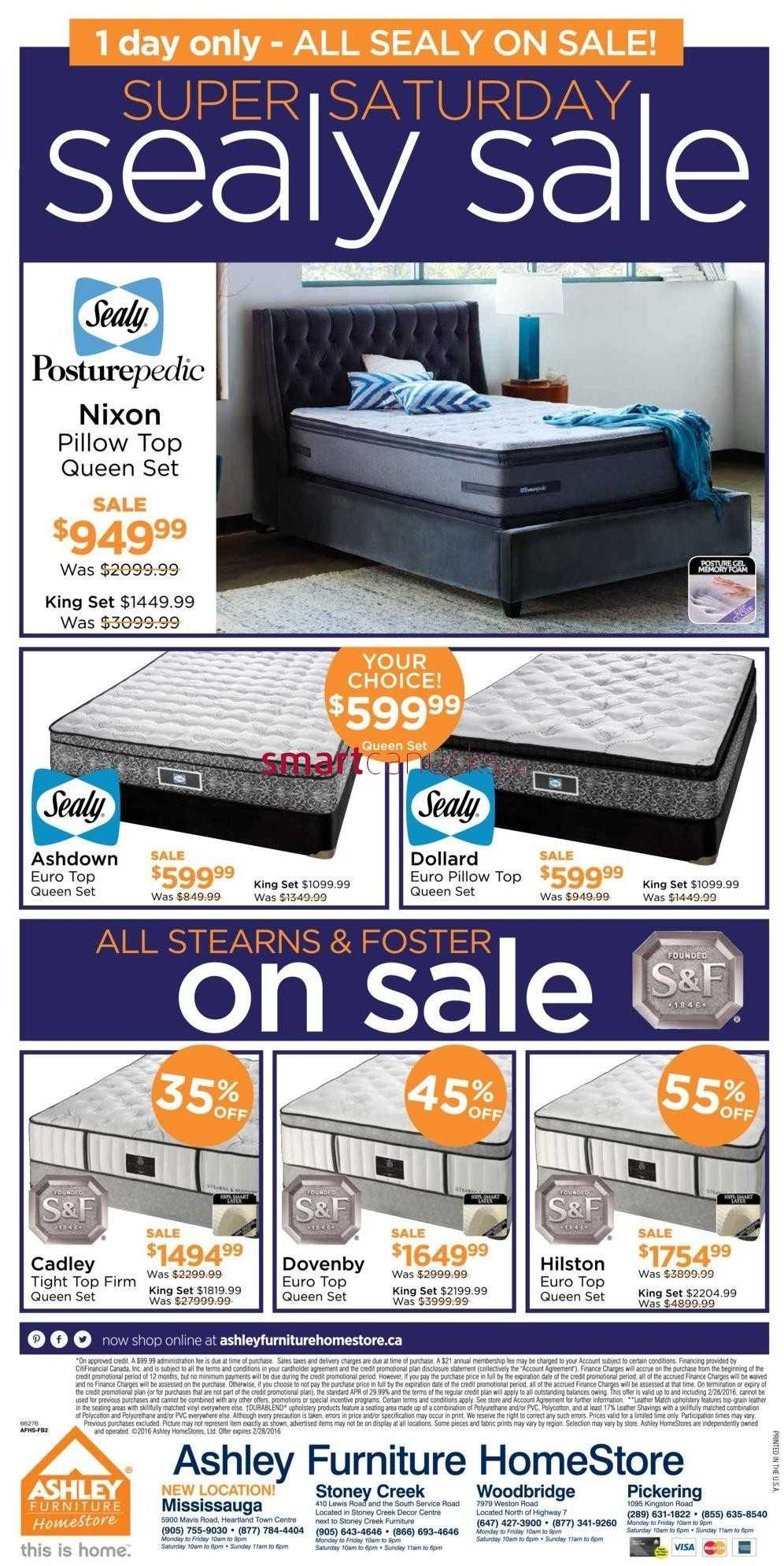 Ashley Furniture Store Coupons