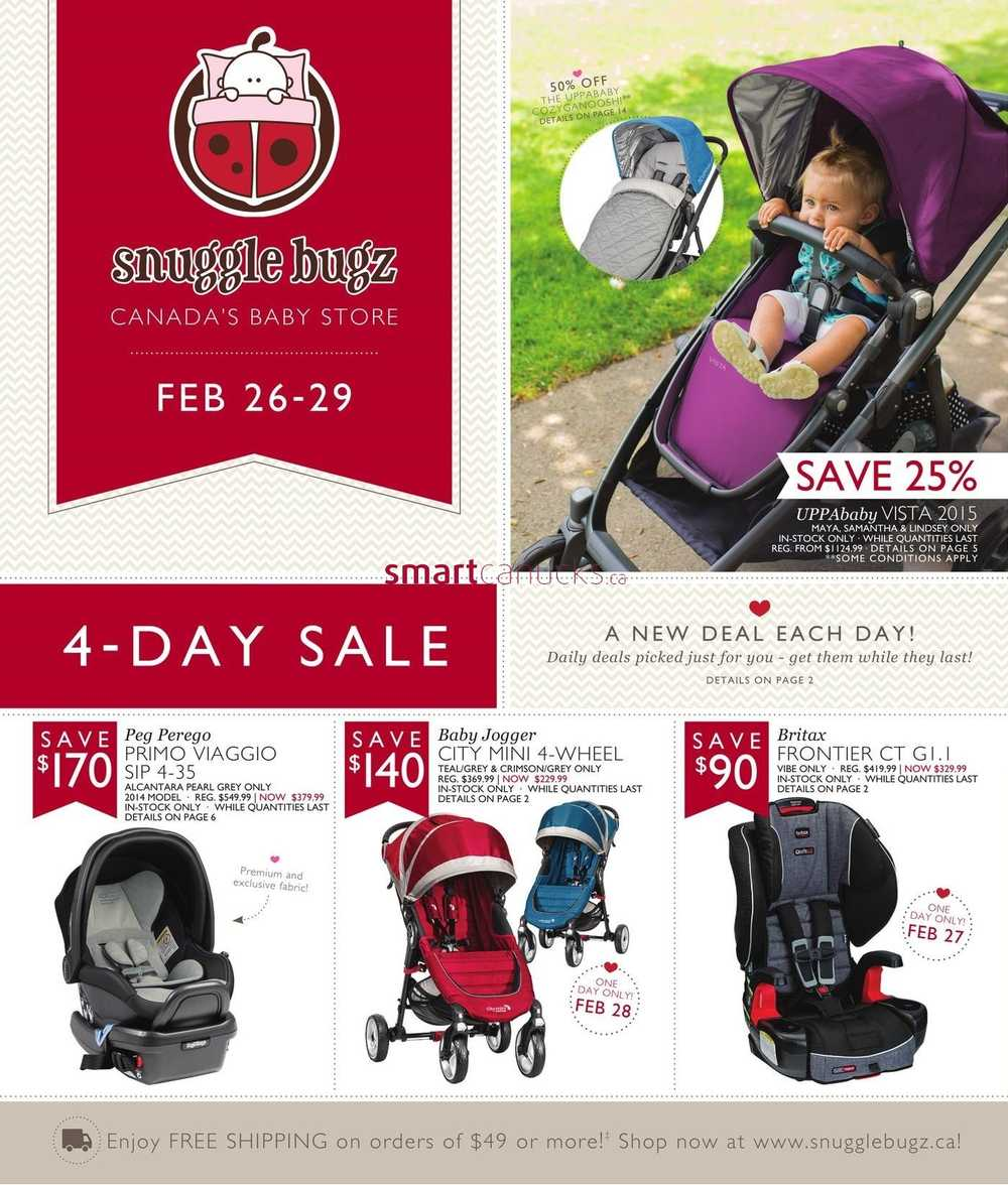 snuggle bugz coupon code august