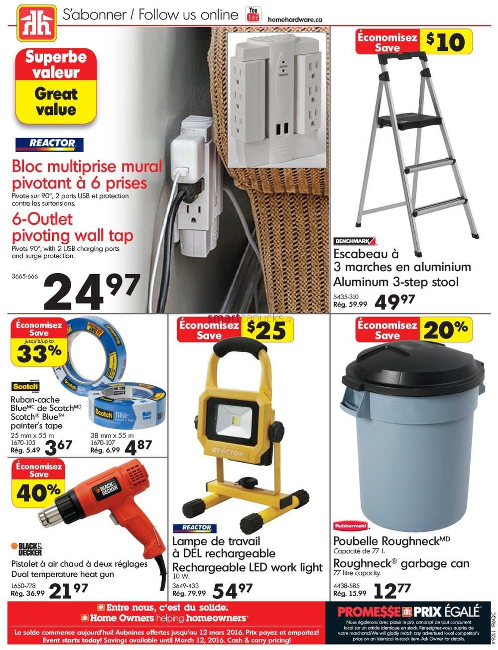 Home Hardware Qc Flyer March 2 To 12