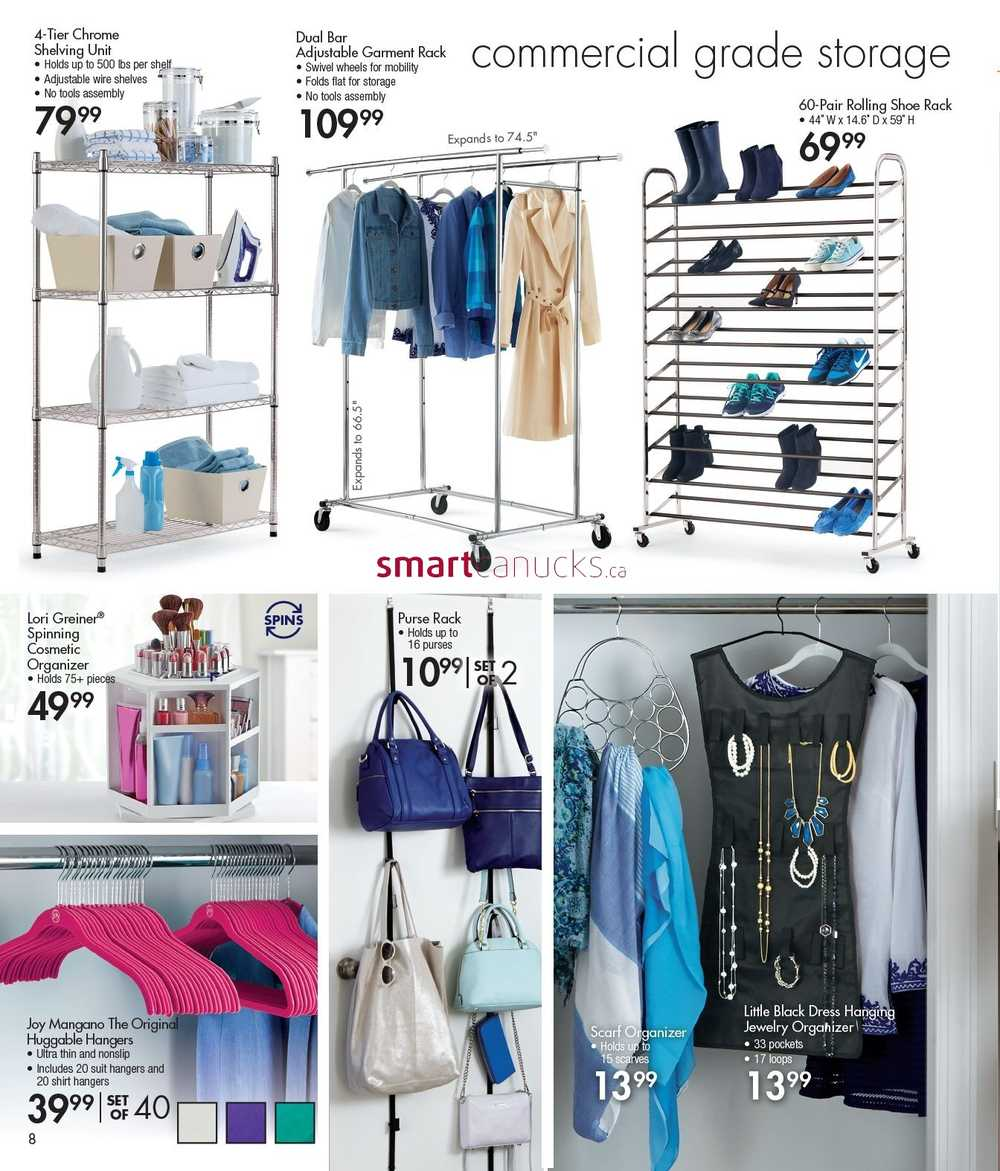 Bed Bath And Beyond Canada: Bed Bath & Beyond March Catalog
