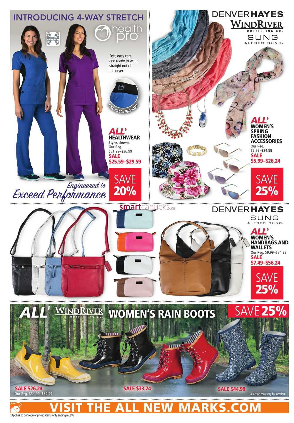 Discounts average $14 off with a Mark's promo code or coupon. 14 Mark's coupons now on RetailMeNot.