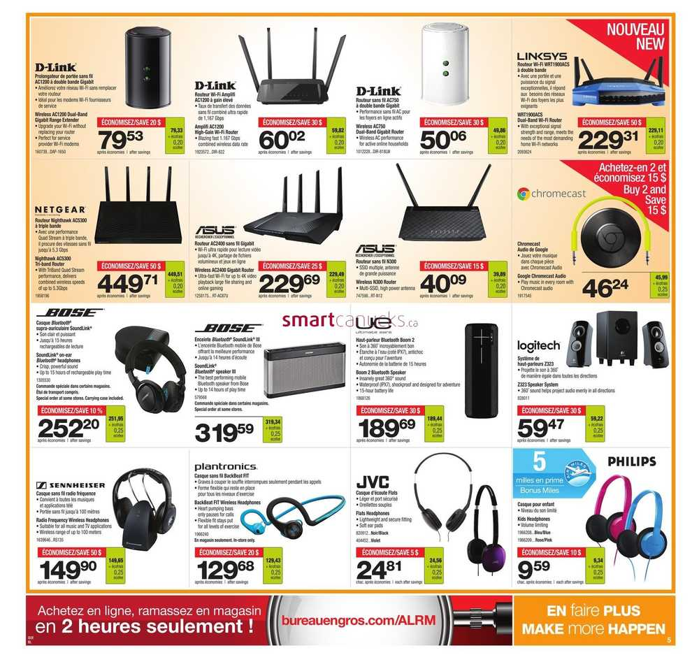 Coupon pages staples