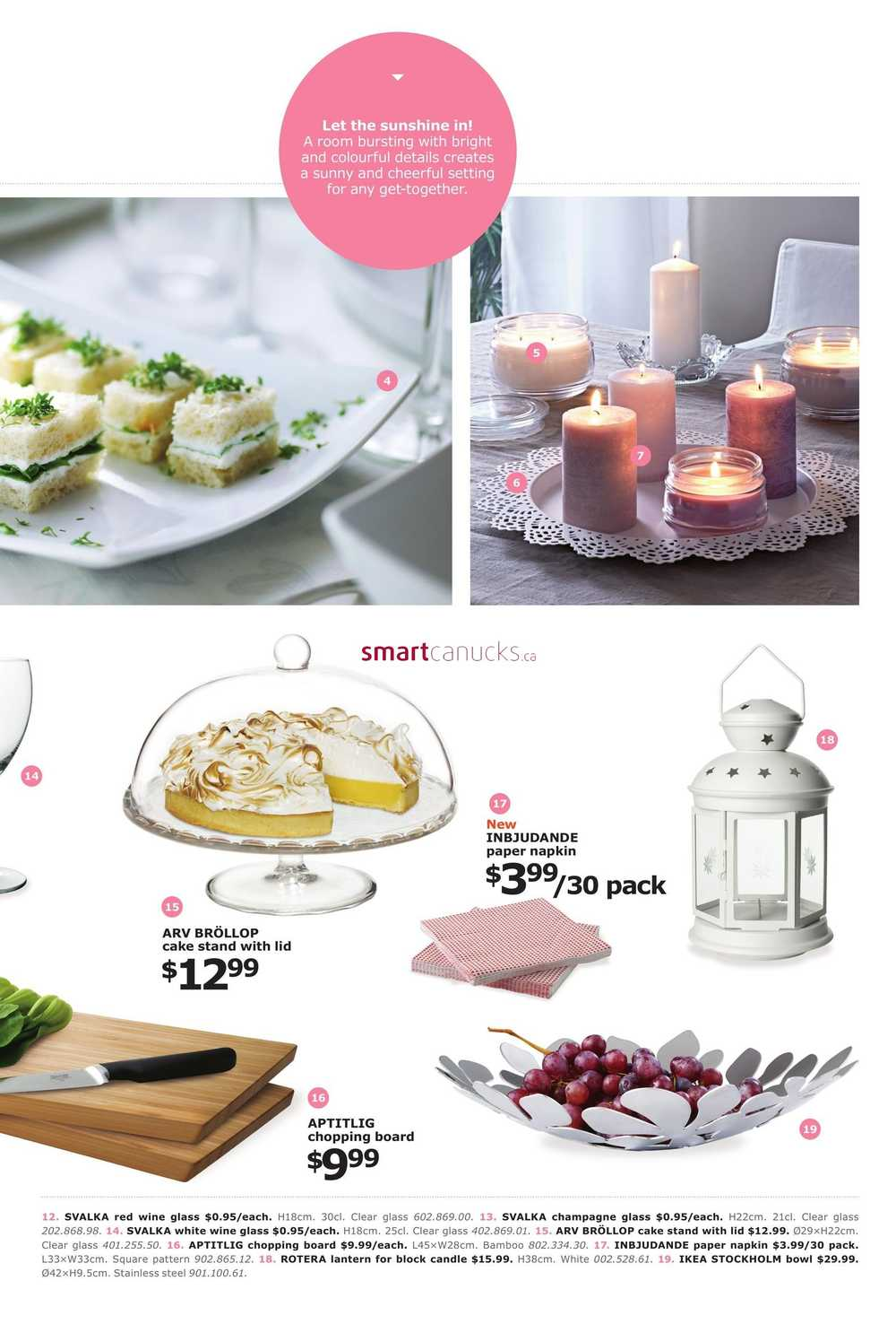 Ikea Kitchen Event Flyer March 7 To April 18