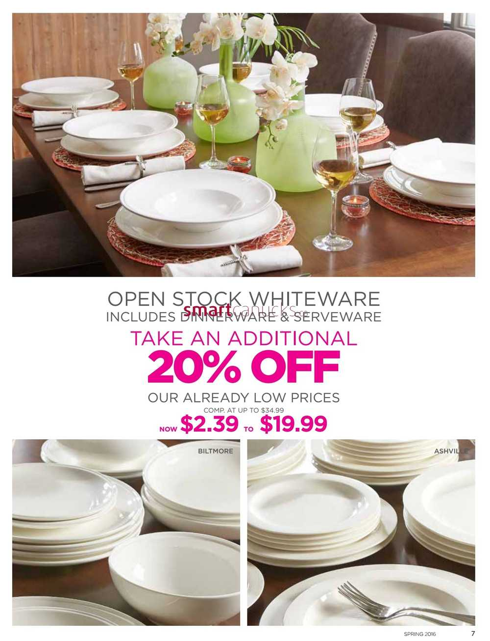 More Bowring Flyers & Bowring Spring Catalogue March 29 to April 3