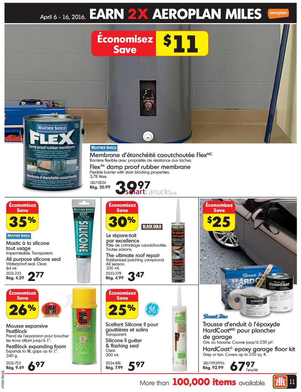 Home Hardware Qc Flyer April 6 To 16