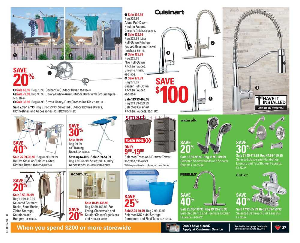 excellent canadian tire kitchen faucets the best kitchen islands canadian tire atlantic flyer april to canadian tire kitchen faucets