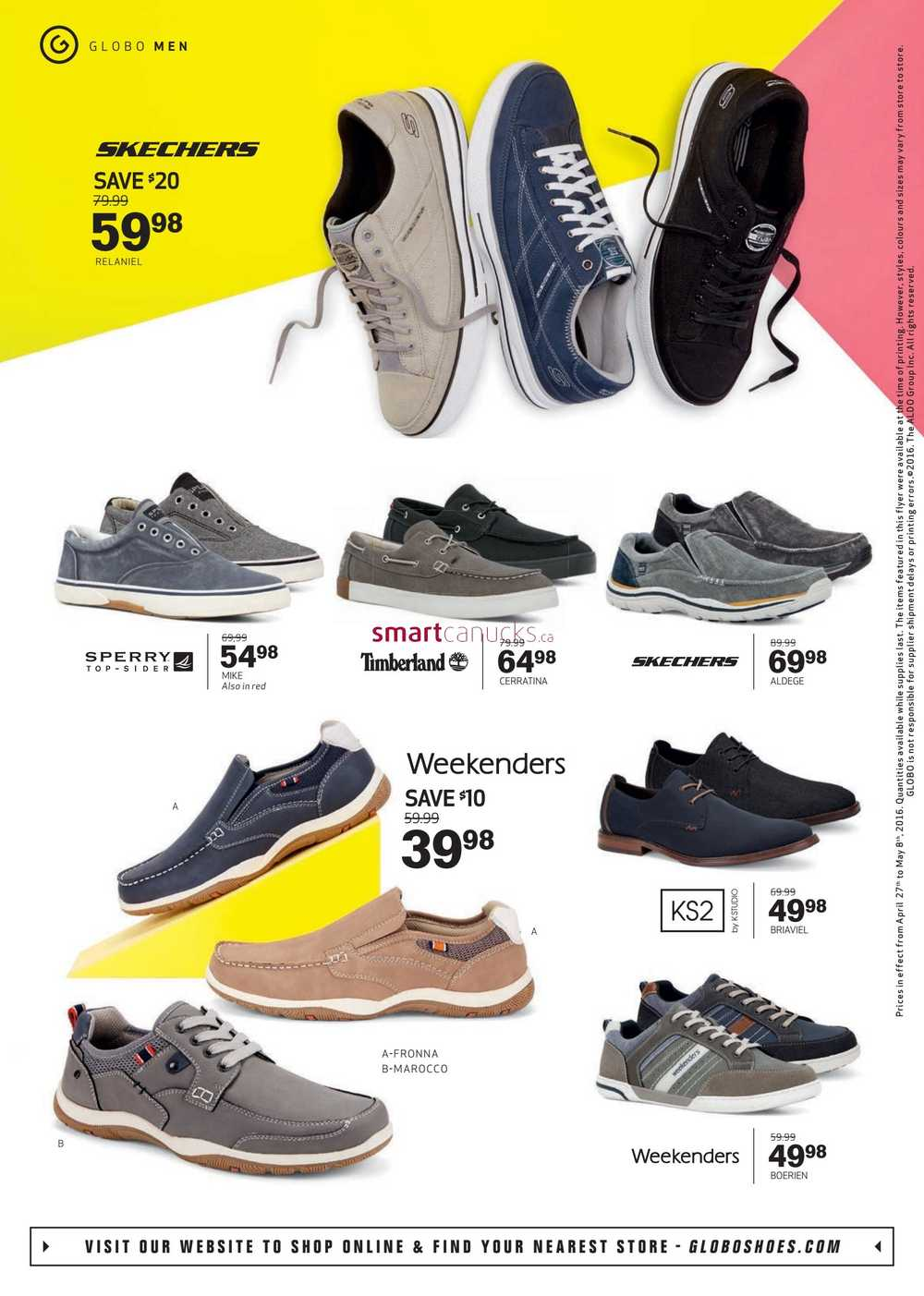 Globo shoes coupons 2019