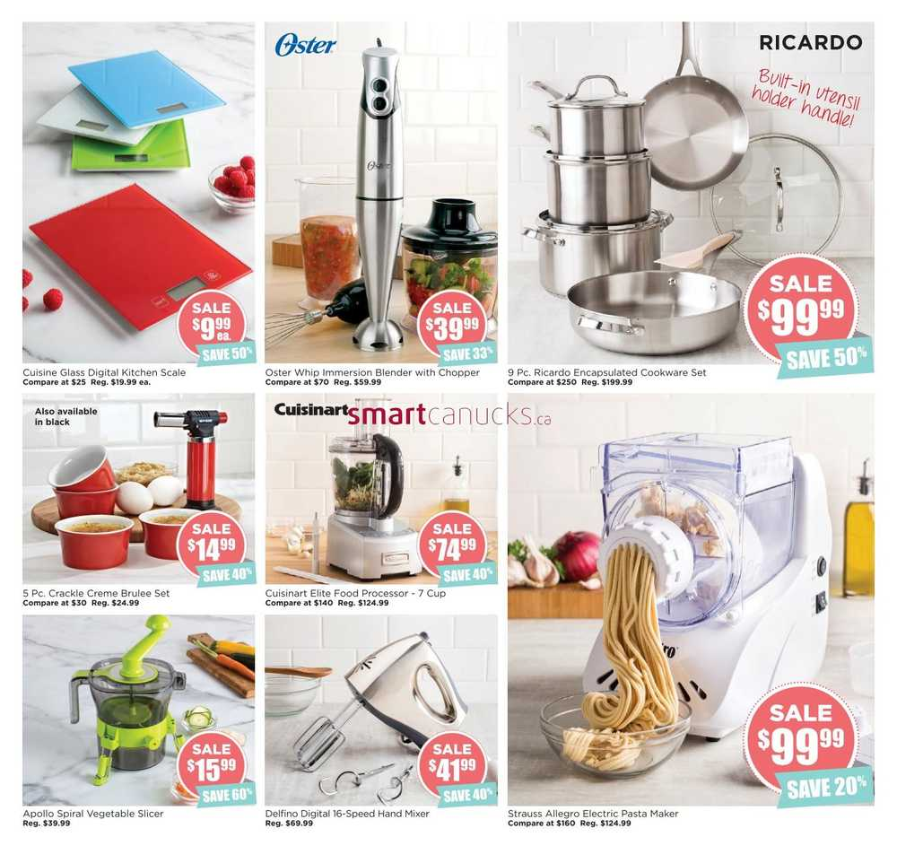 Kitchen Stuff Plus Mother 39 S Day Gift Guide April 29 To May 8