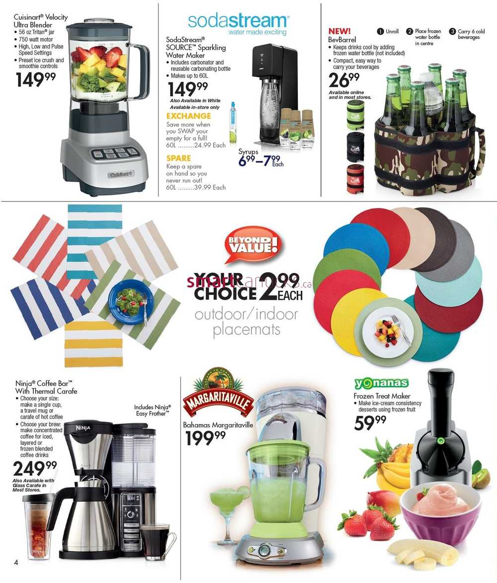 Bed Bath Amp Beyond May Catalogue