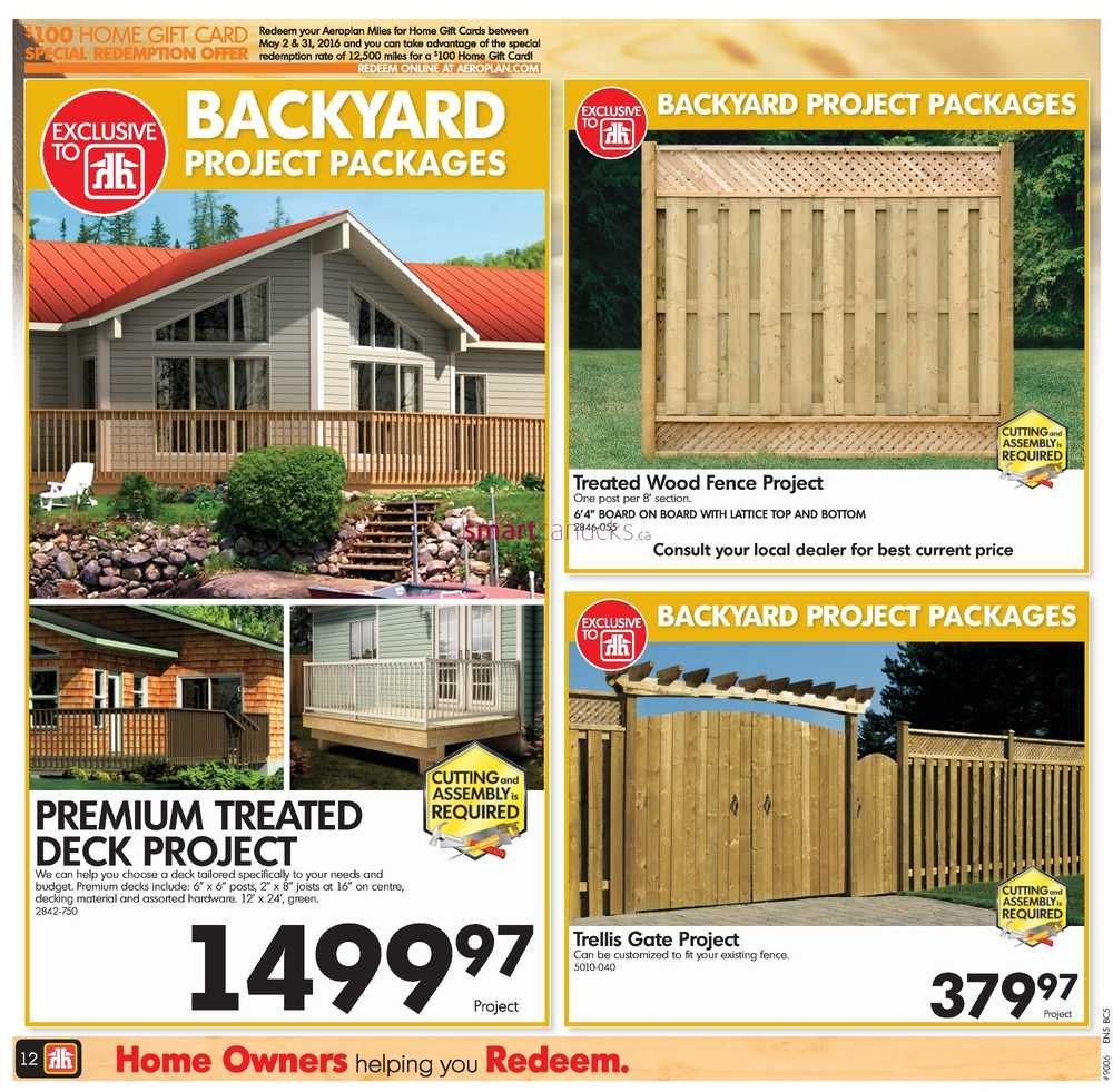 Home Hardware Building Centre Bc Flyer May 11 To 21