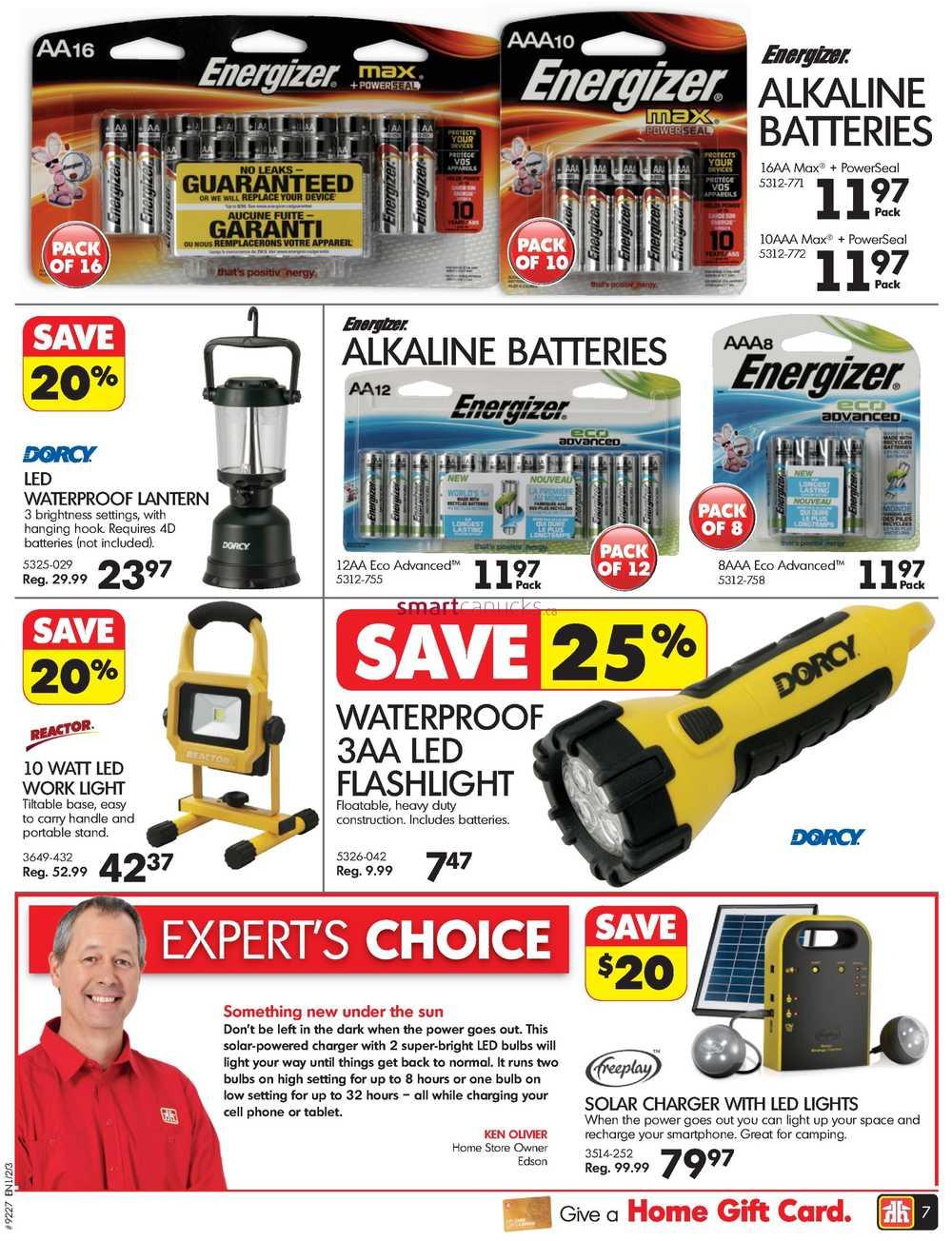 Home Hardware Atlantic Flyer June 1 To 11