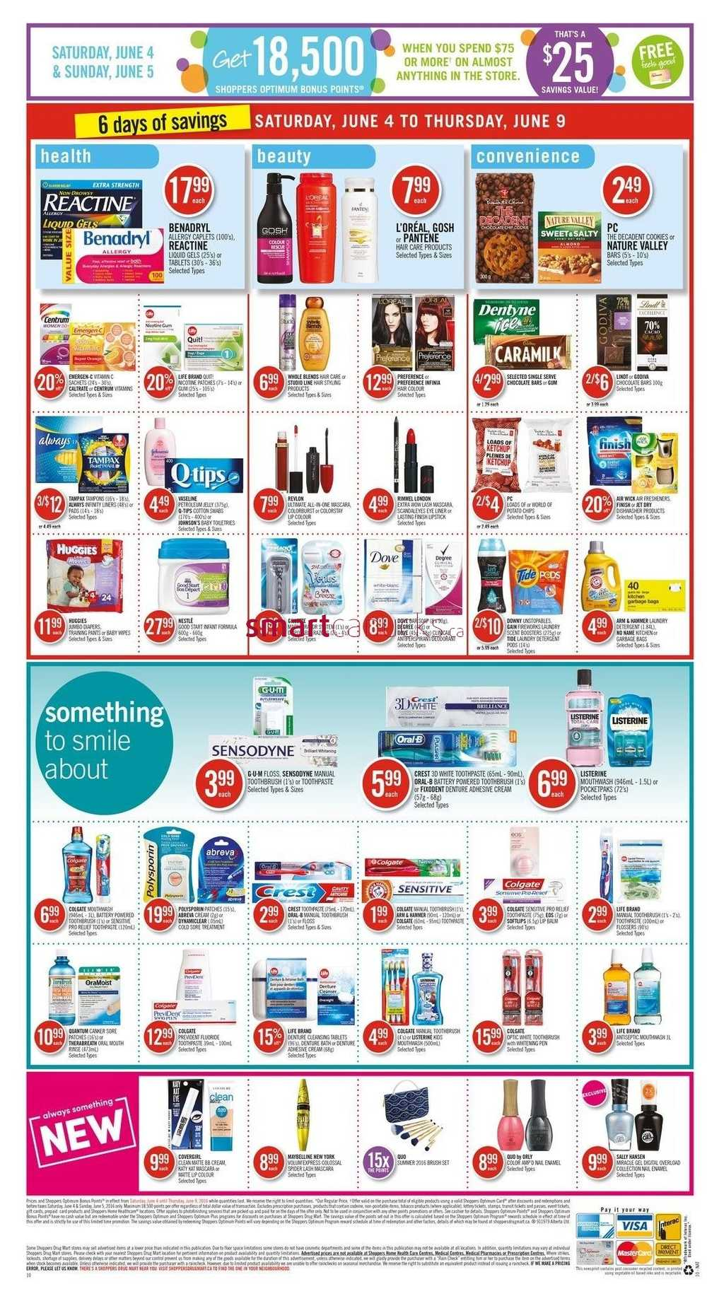 Shoppers Drug Mart Shoppers Drug Mart Flyer Page 76