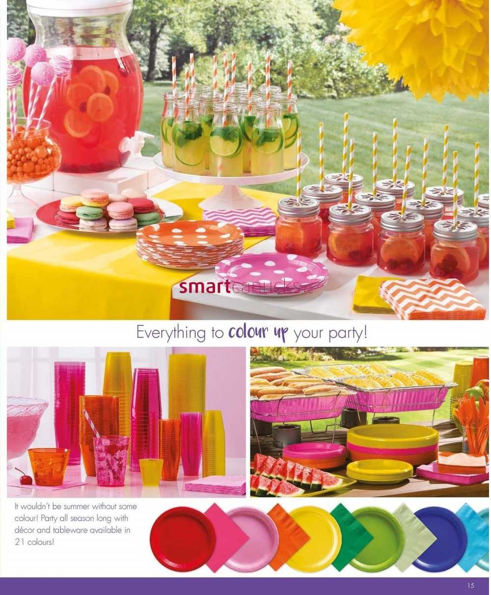 Party city canada coupons