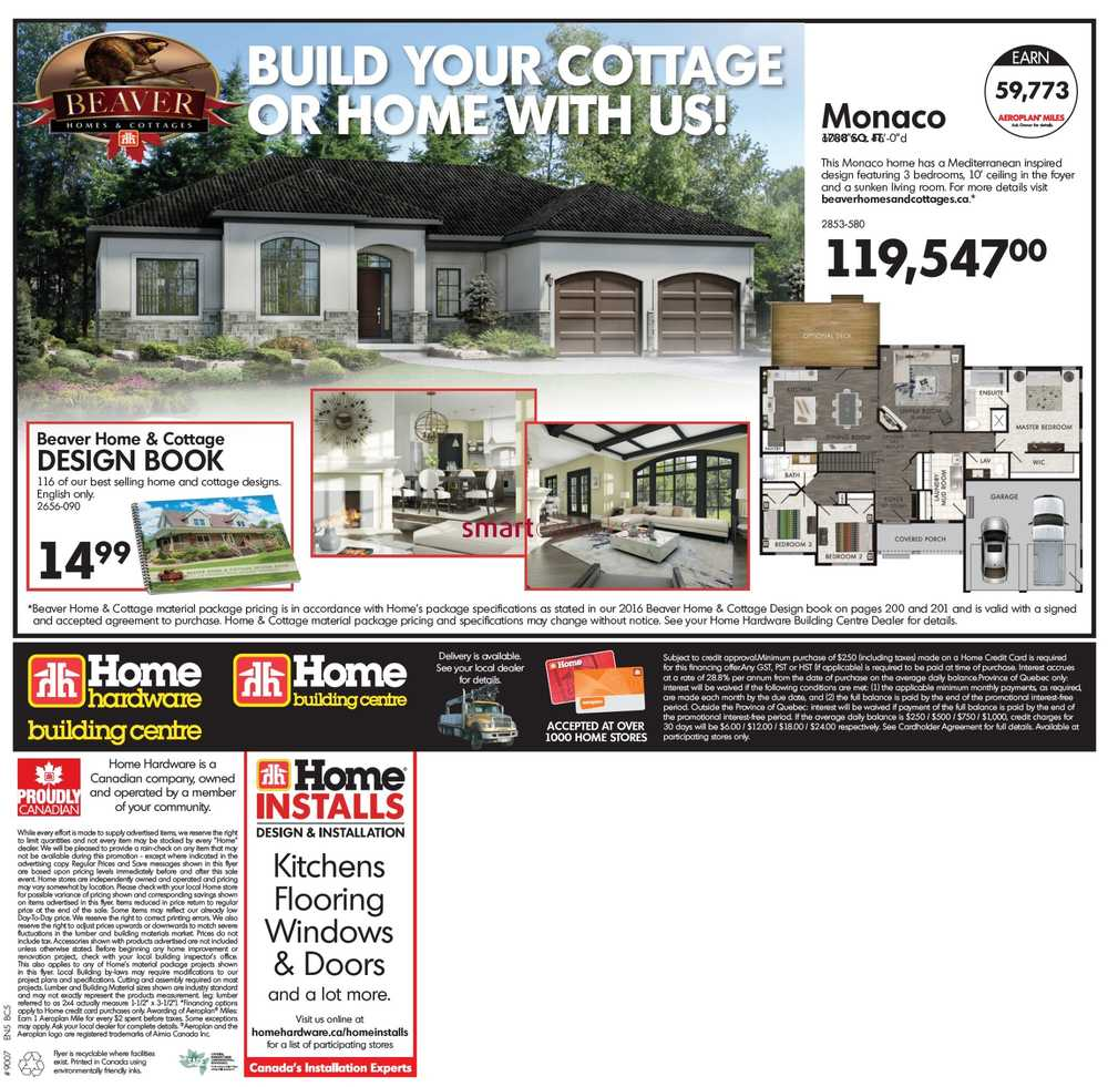 Home Hardware Building Centre (BC) Flyer June 8 To 18.