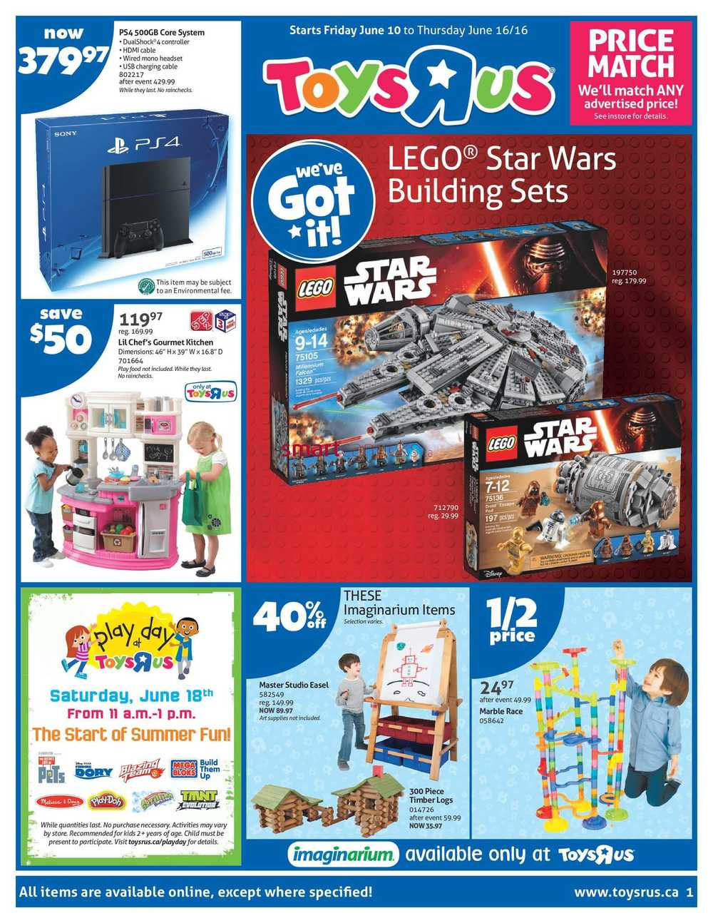 All Toys Toys R Us : Toys r us flyer june to