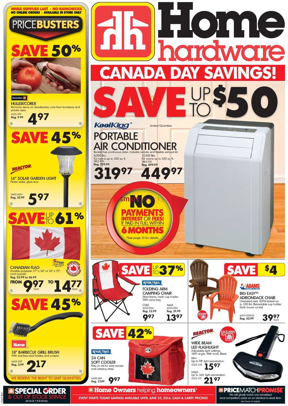 Home Hardware Foyer : Home hardware canada flyers
