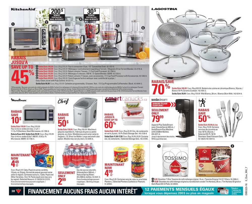 Canadian Tire Qc Flyer June 17 To 23