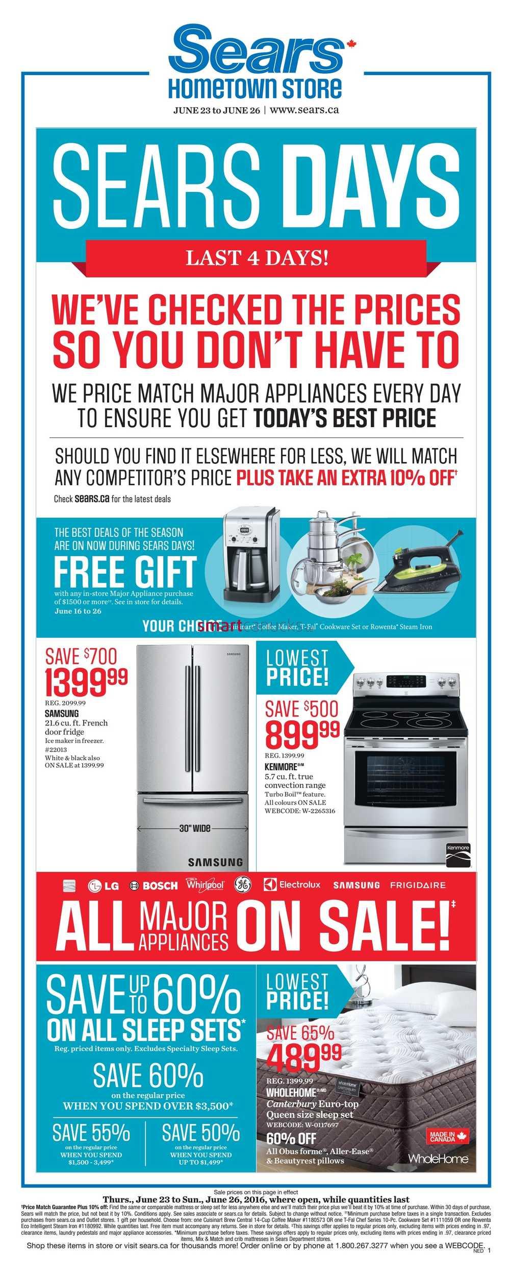 Sears coupons june 2019