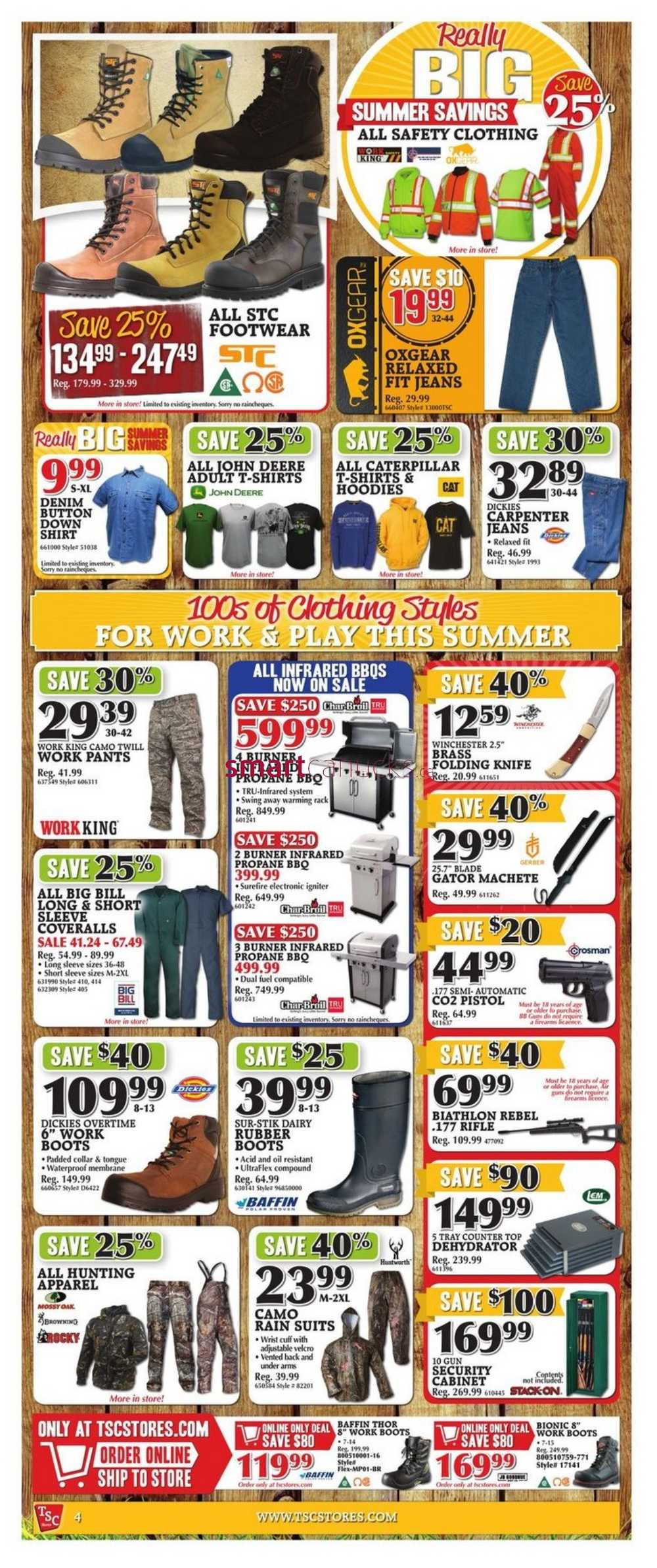 tsc stores flyer june 23 to 29